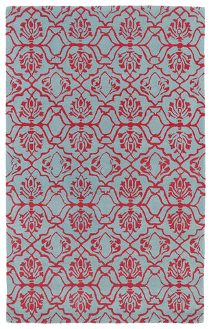 Kaleen Evolution EVL01-92 Pinks Area Rug main image