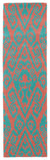 Kaleen Evolution EVL02-36 Watermelon Area Rug Runner Shot