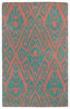 Kaleen Evolution EVL02-36 Watermelon Area Rug main image