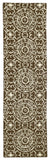 Kaleen Evolution EVL03-49 Brown Hand Tufted Area Rug