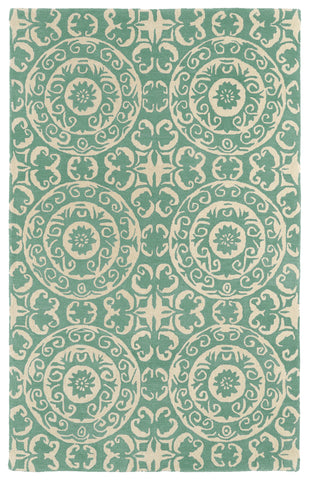 Kaleen Evolution EVL03-88 Mint Area Rug main image