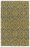 Kaleen Evolution EVL04-28 Yellow Area Rug