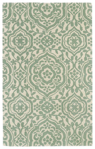Kaleen Evolution EVL04-88 Mint Area Rug main image