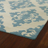Kaleen Evolution EVL05-56 Spa Hand Tufted Area Rug