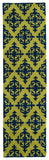 Kaleen Evolution EVL05-70 Wasabi Hand Tufted Area Rug