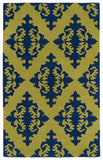 Kaleen Evolution EVL05-70 Wasabi Area Rug