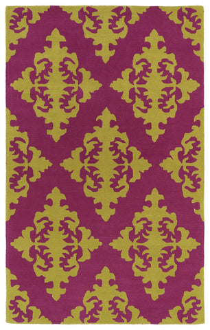Kaleen Evolution EVL05-92 Pinks Area Rug