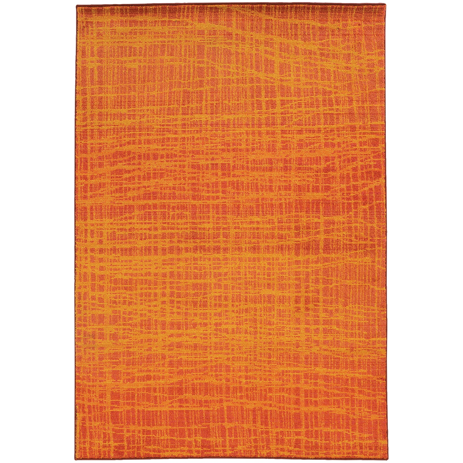 Pantone Universe Expressions 5998O Orange/Yellow Area Rug main image