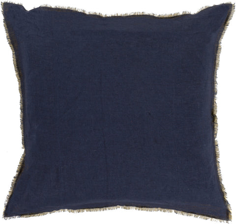 Surya Eyelash Simply Linen EYL-008 Pillow