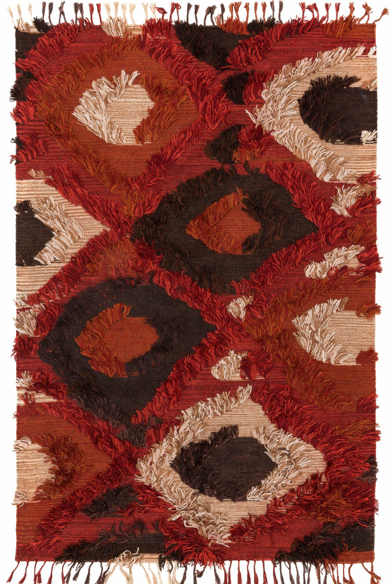Loloi Fable FD-05 Spice Area Rug by Justina Blakeney main image