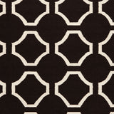 Surya Fallon FAL-1024 Charcoal Hand Woven Area Rug by Jill Rosenwald Sample Swatch