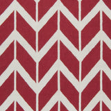 Surya Fallon FAL-1053 Cherry Hand Woven Area Rug by Jill Rosenwald Sample Swatch