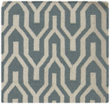 Surya Fallon FAL-1109 Olive Hand Woven Area Rug by Jill Rosenwald Sample Swatch