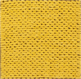 Surya Fargo FARGO-100 Sunflower Hand Woven Area Rug 16'' Sample Swatch