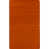 Surya Fargo FARGO-109 Burnt Orange Area Rug 5' x 8'