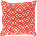 Surya Antique Lattice FBL-002 Pillow by Florence Broadhurst
