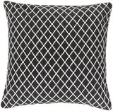 Surya Antique Lattice FBL-003 Pillow by Florence Broadhurst