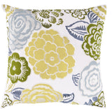 Surya Botanical Flowers of the Valley FF-027 Pillow