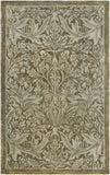 Surya Fitzgerald FGD-1001 Green Area Rug main image