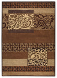 MAT Vinson Firenze Brown Area Rug main image