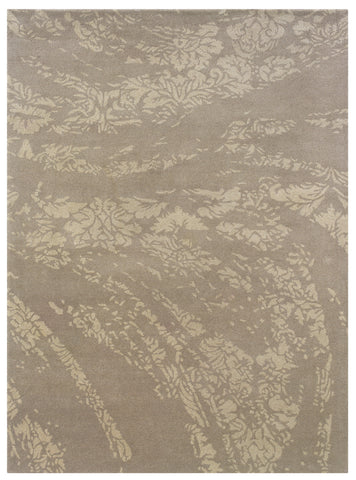 Linon Florence Collection RUG-FL12 Grey/Light Grey Area Rug main image