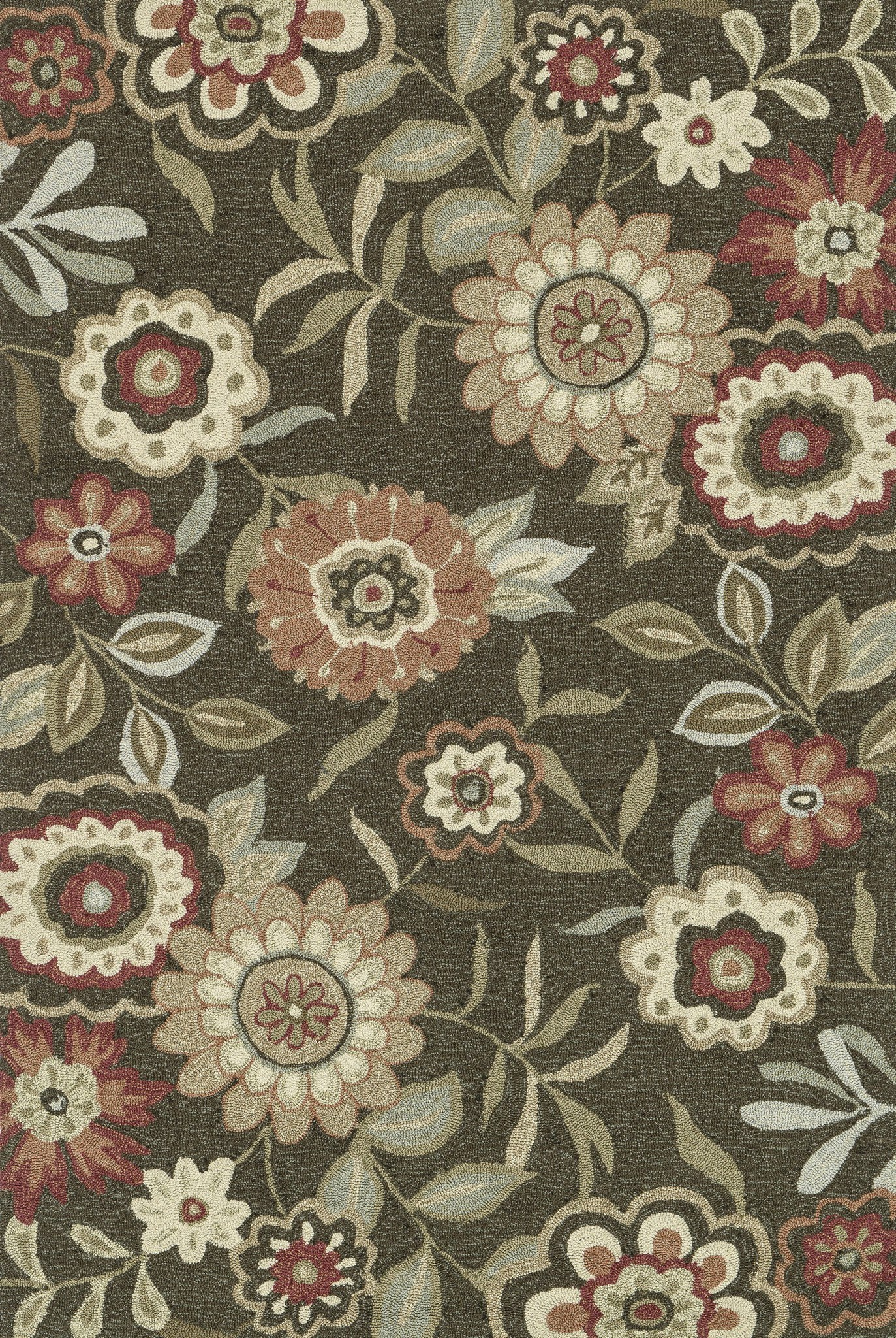 Loloi Francesca FC-02 Brown Area Rug main image