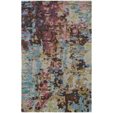 Oriental Weavers GALAXY 21902 Blue/ Multi Area Rug Main