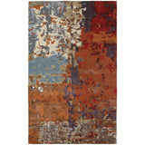 Oriental Weavers GALAXY 21904 Multi/ Orange Area Rug Main