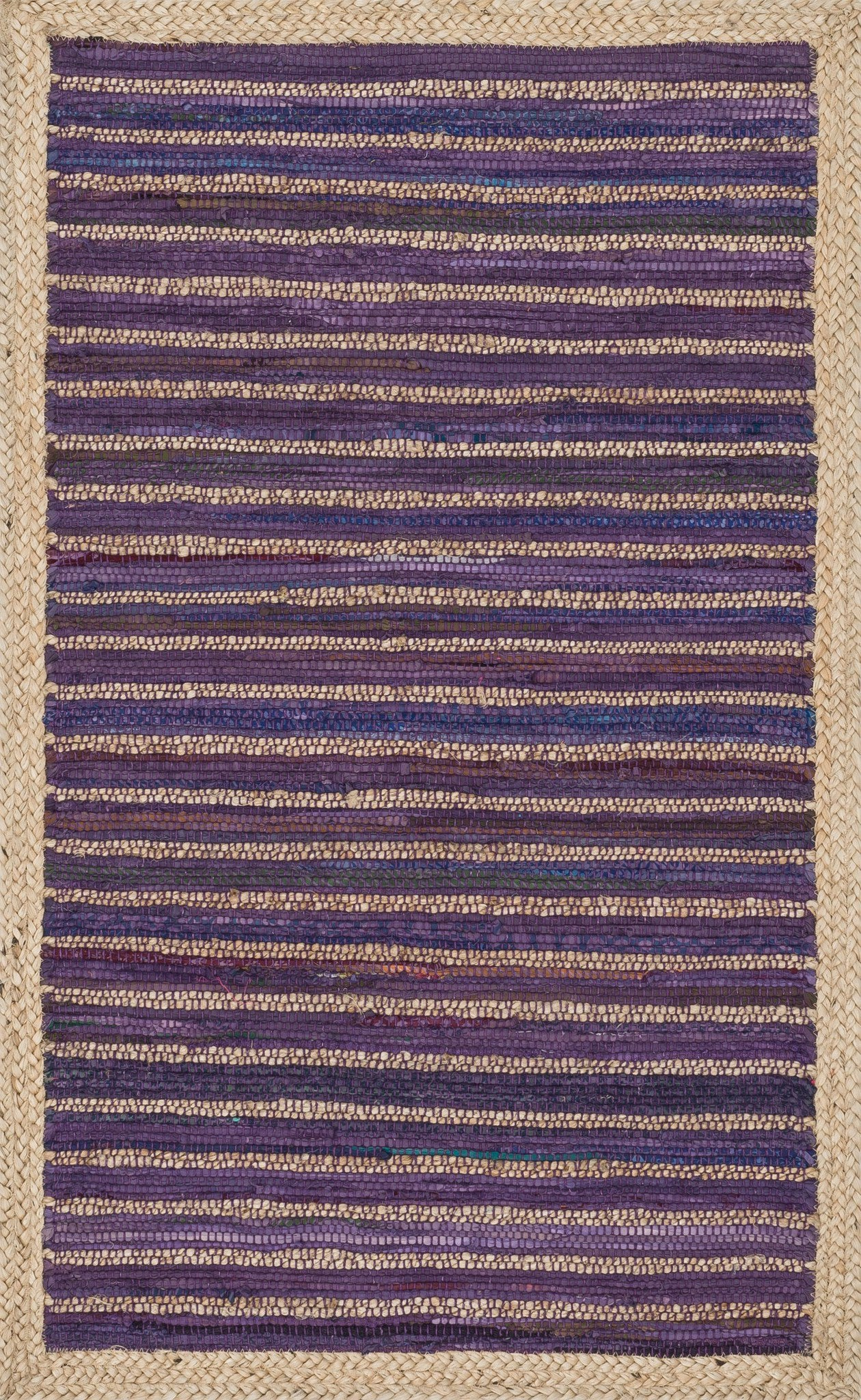 Loloi Gavin HGV01 Purple Area Rug main image