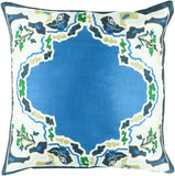 Surya Geisha Luxury and Lattice GE-001 Pillow
