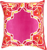 Surya Geisha Luxury and Lattice GE-003 Pillow