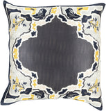 Surya Geisha Luxury and Lattice GE-005 Pillow