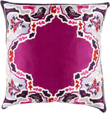 Surya Geisha Luxury and Lattice GE-006 Pillow