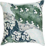 Surya Geisha Silk Sophistication GE-018 Pillow