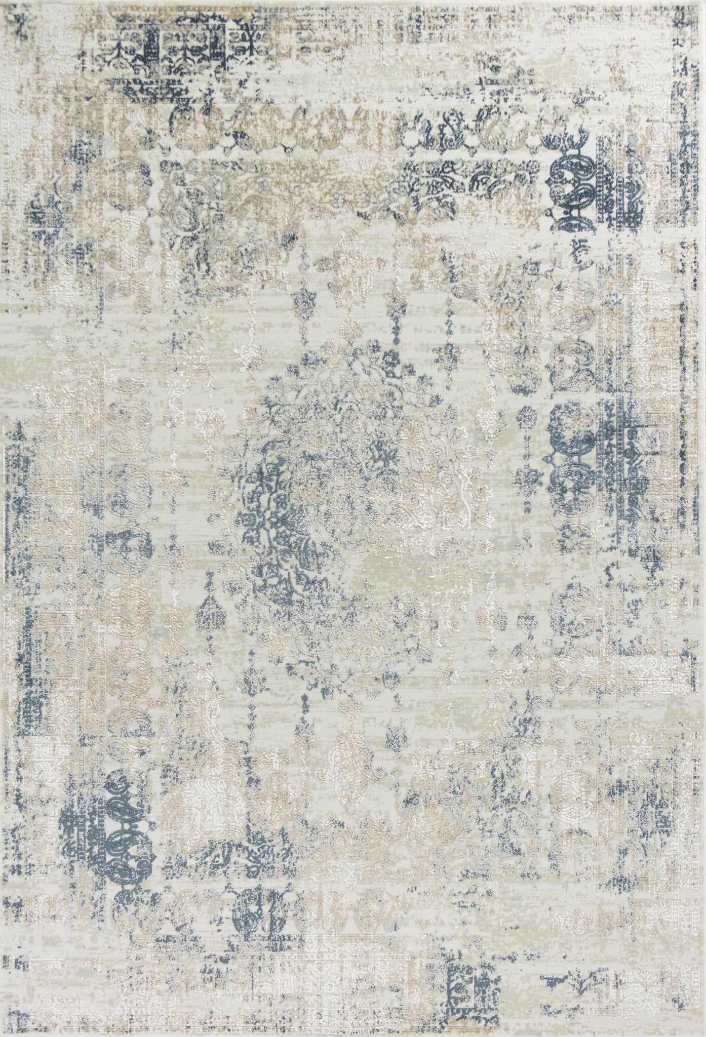 KAS Generations 7000 Ivory/Beige Antiquities Area Rug main image