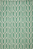 Momeni Geo GEO12 Green Area Rug Main
