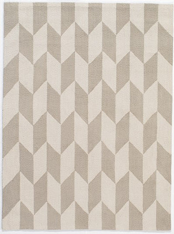 Momeni Geo GEO28 Neutral Area Rug main image