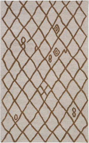 Artistic Weavers Ghana Zoey Light Gray/Nutmeg Area Rug main image