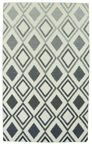 Kaleen Glam GLA09-75 Grey Area Rug