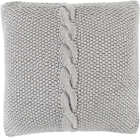 Surya Genevieve Classic Cable Knit GN-003 Pillow