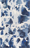 Artistic Weavers Geology Lillian Royal Blue/Navy Blue Multi Area Rug main image