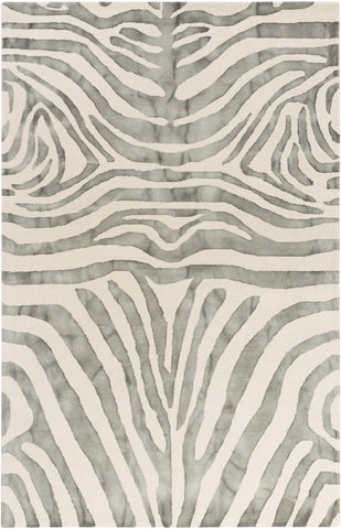 Artistic Weavers Geology Parker Gray/Ivory Area Rug main image