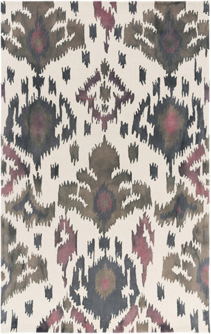 Artistic Weavers Geology Skylar Charcoal/Gray Area Rug main image