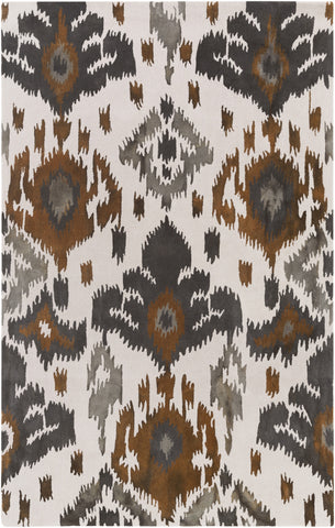 Artistic Weavers Geology Skylar Nutmeg/Charcoal Area Rug main image