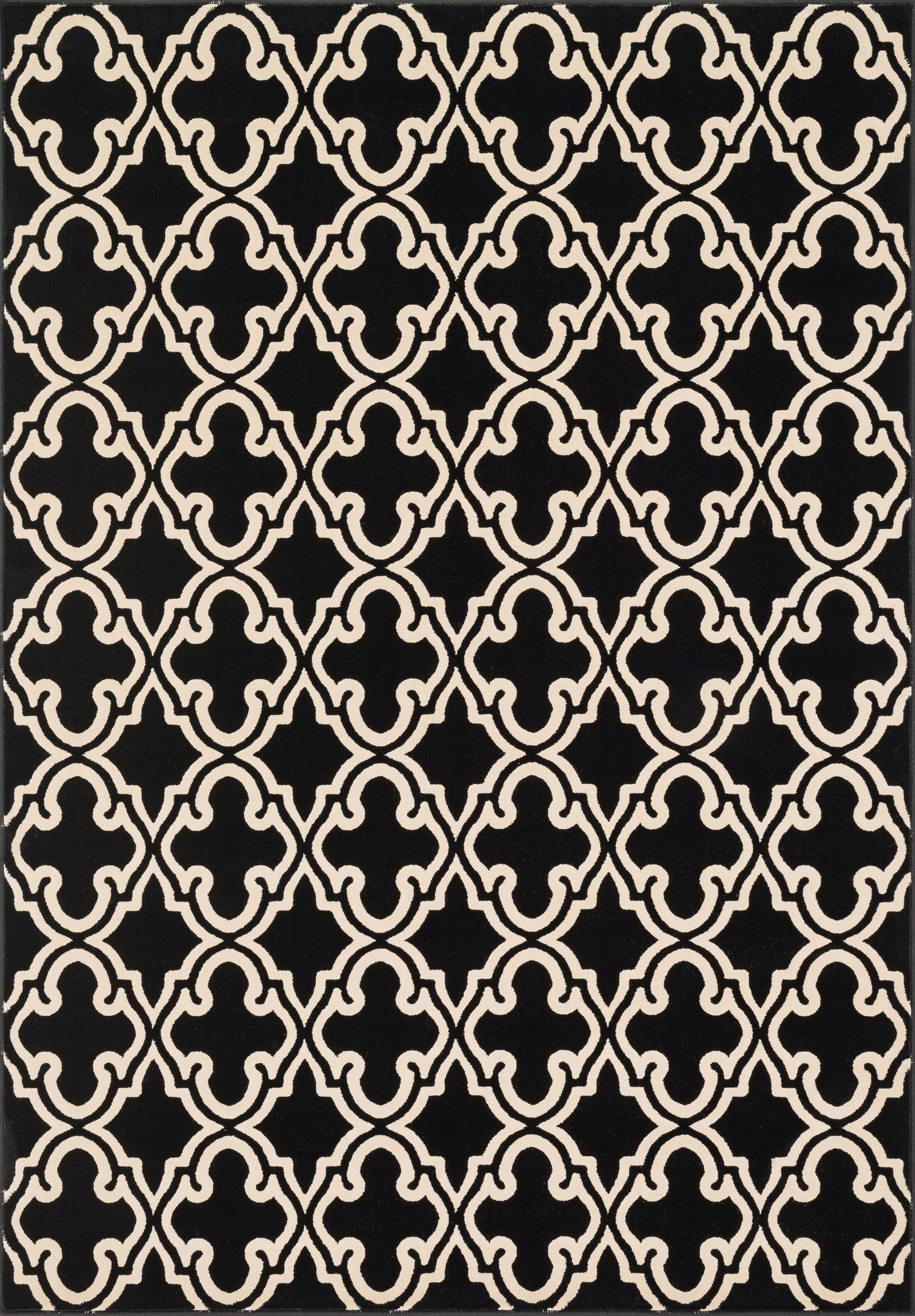 Loloi Goodwin GW-01 Black Area Rug main image