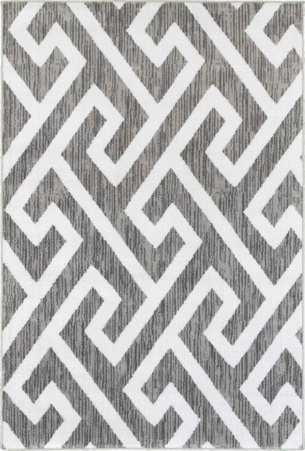 LR Resources Grace 81121 Gray Area Rug main image