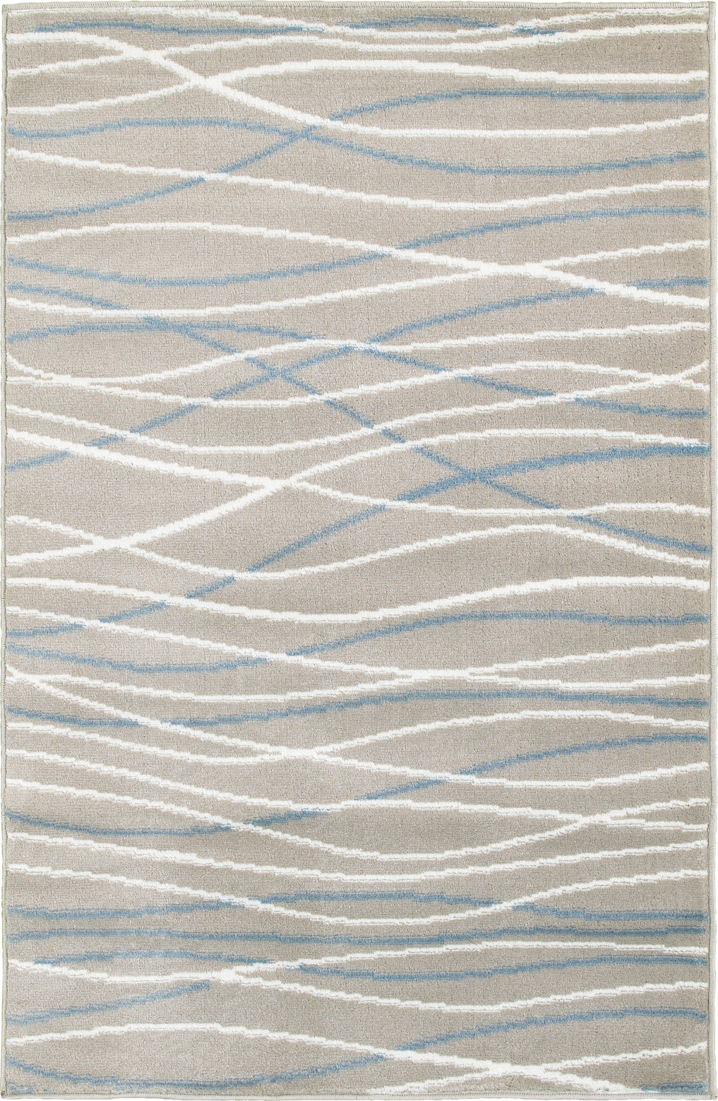LR Resources Grace 81126 Gray Area Rug main image