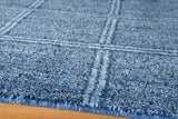 Momeni Gramercy GM-01 Denim Area Rug Closeup
