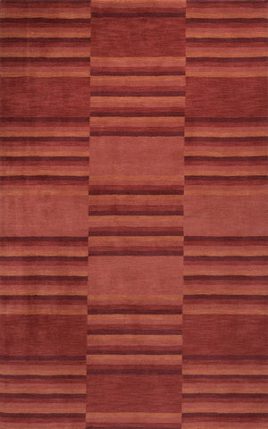 Momeni Gramercy GM-08 Red Area Rug main image