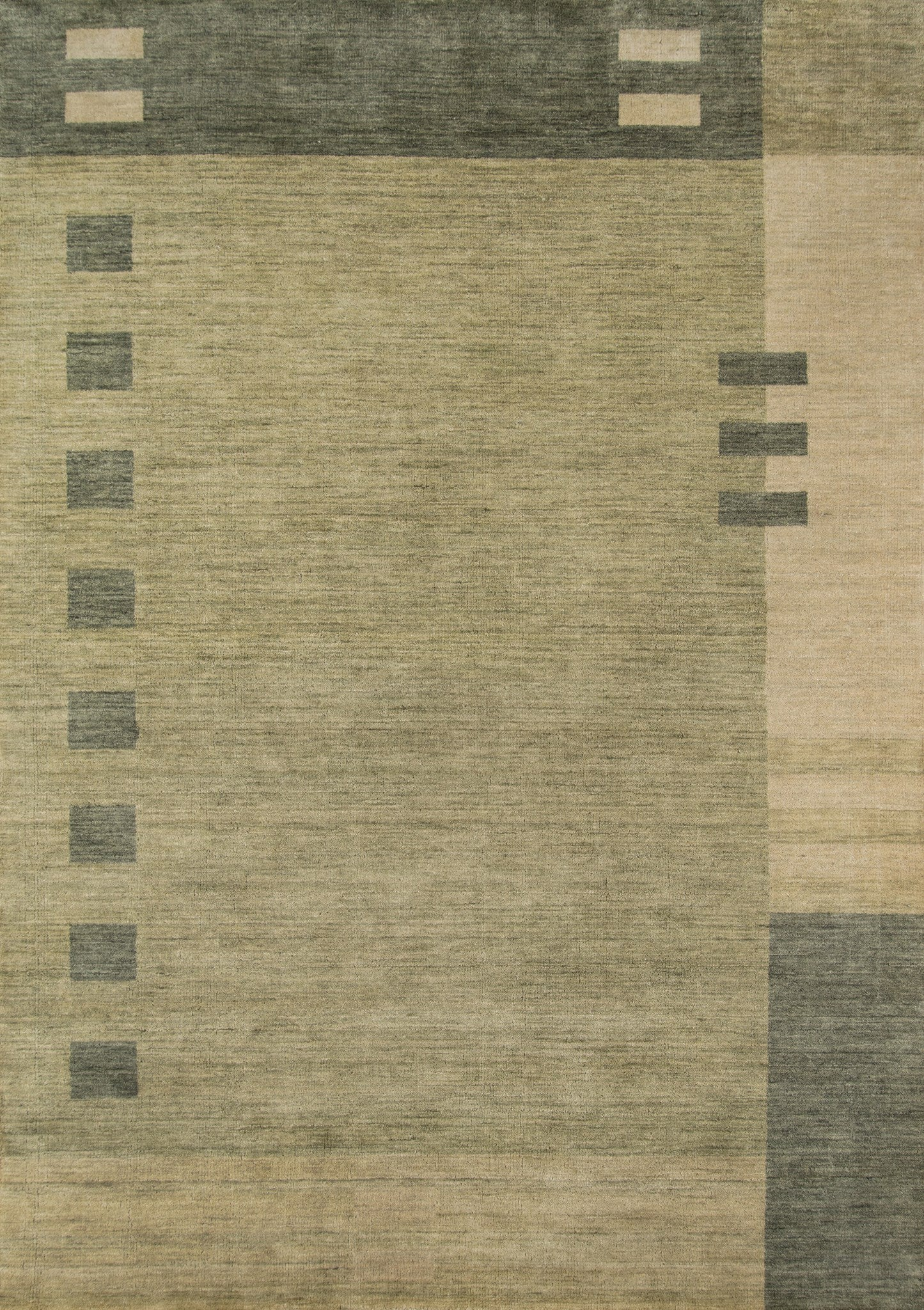 Momeni Gramercy GM-09 Green Area Rug main image